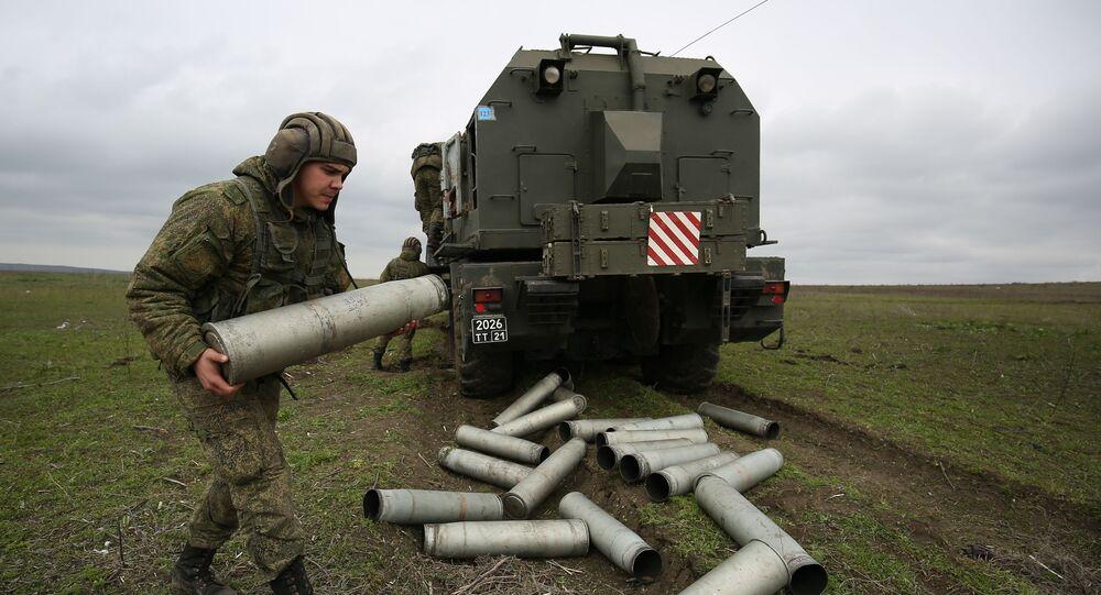"""Brzegowy system artyleryjski """"Bierieg"""""""