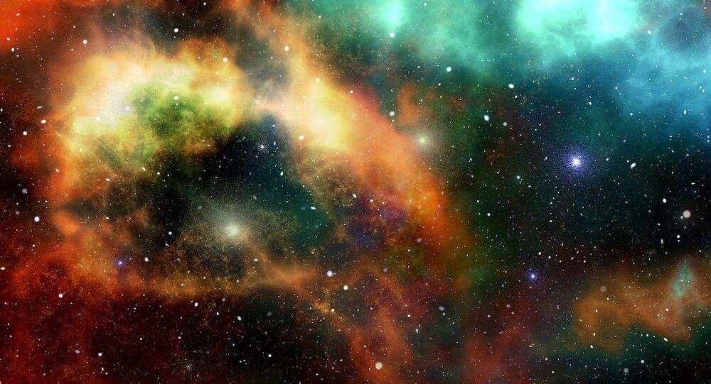 Kosmiczne niebo