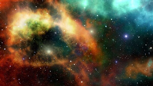 Kosmiczne niebo - Sputnik Polska