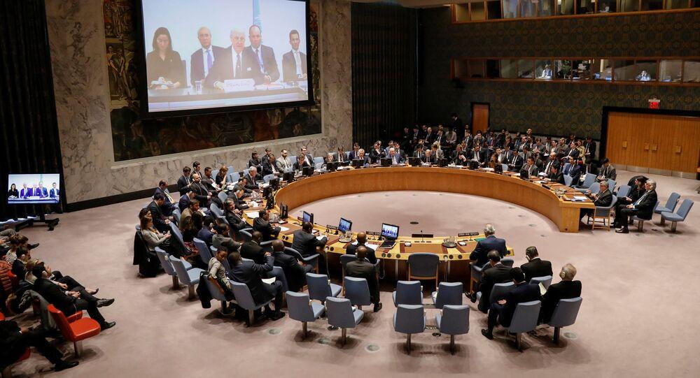 Rada Bezpieczeństwa ONZ