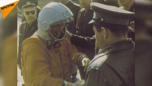 Międzynarodowy Dzień Załogowych Lotów Kosmicznych - Sputnik Polska