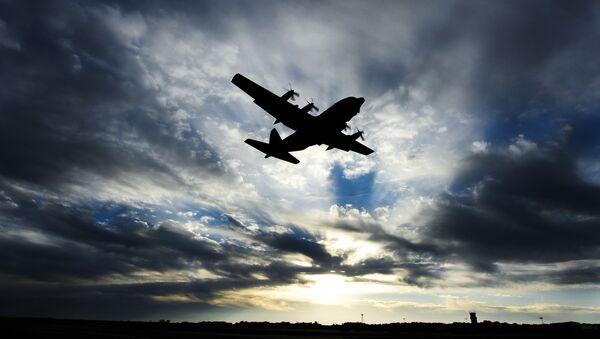 Samolot transportowy C-130 Hercules - Sputnik Polska