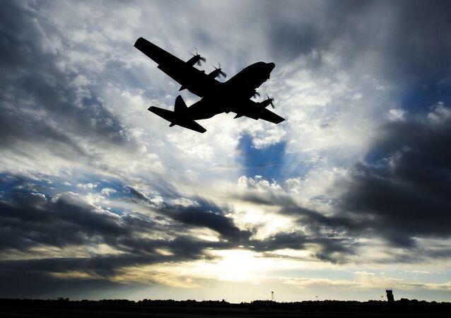 Samolot transportowy C-130 Hercules