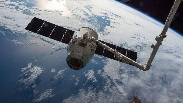 Statek kosmiczny Dragon - Sputnik Polska