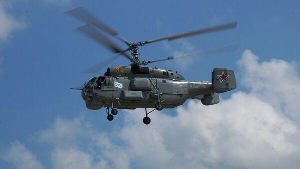 Śmigłowiec Ka-29 - Sputnik Polska