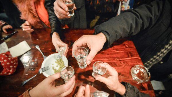 Bar piwny w Moskwie - Sputnik Polska