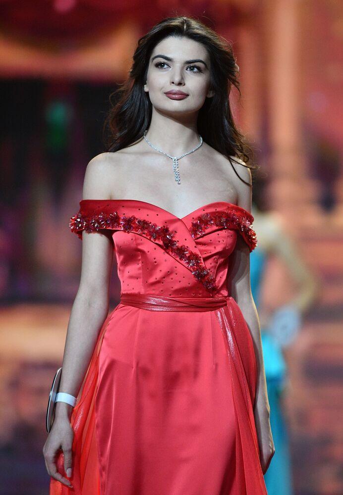 Finalistka konkursu Miss Rosji 2018