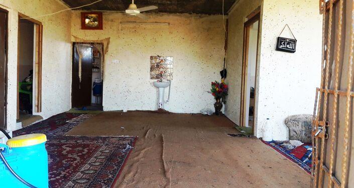 Dom, w którym mieszkają pustelniczki