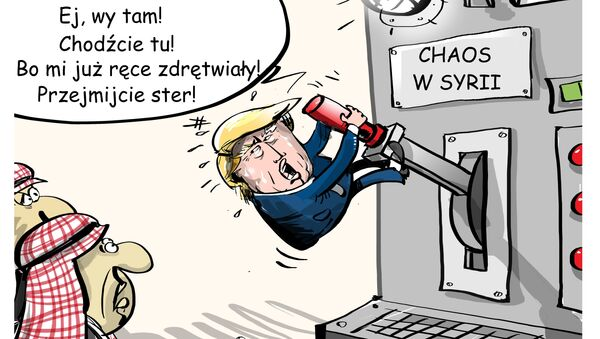 Syria dla Arabów - Sputnik Polska