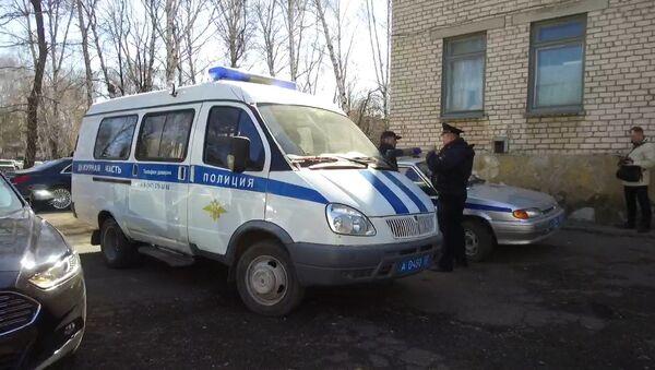 Napad z bronią w szkole specjalnej - Sputnik Polska
