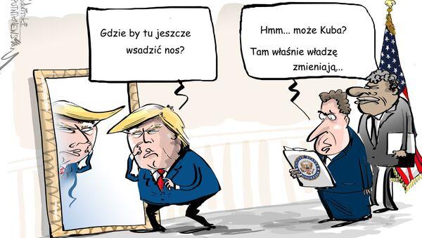 Troska o Kubę - Sputnik Polska