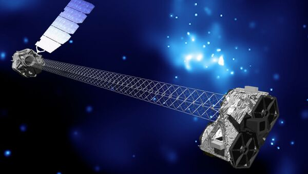 Kosmiczny teleskop NuSTAR - Sputnik Polska