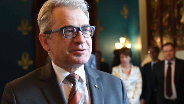 Ambasador Polski w Rosji Włodzimierz Marciniak - Sputnik Polska