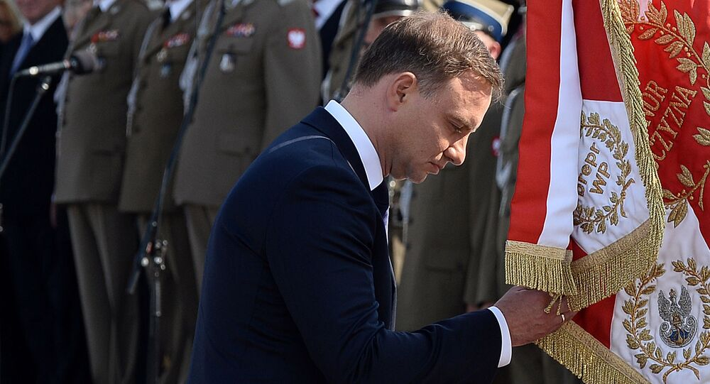 Andrzej Duda obejmuje stanowisko Prezydenta RP