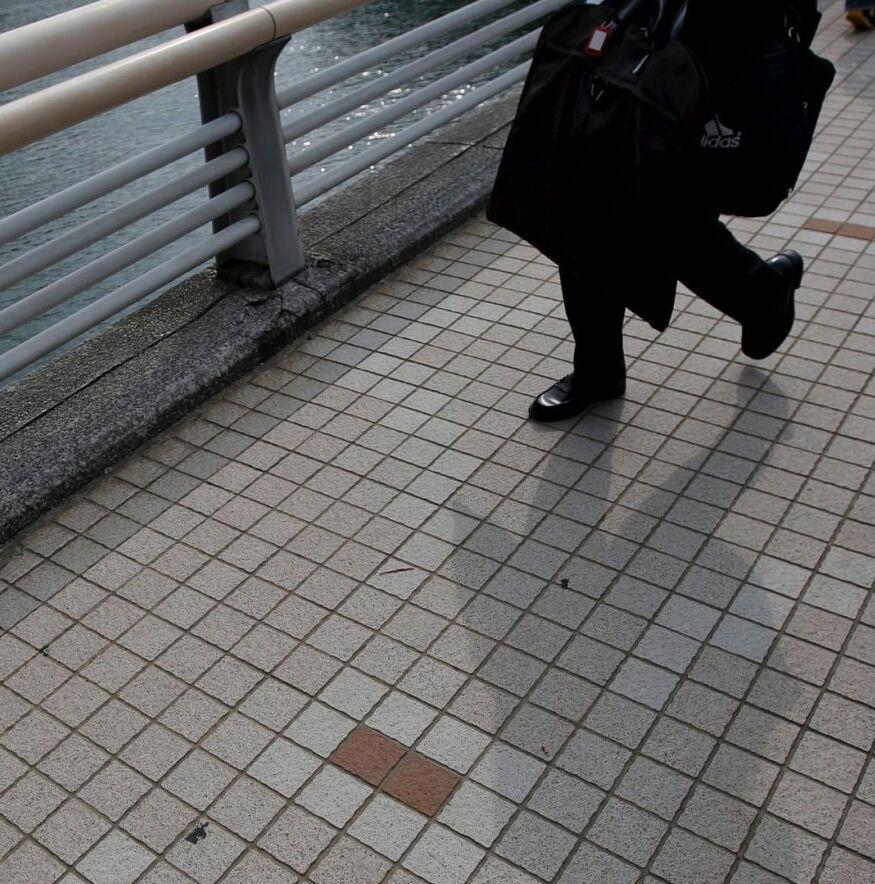 Most przez rzekę Ota w Hiroszimie