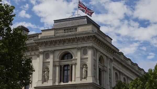 Ministerstwo Spraw Zagranicznych Wielkiej Brytanii w Londynie - Sputnik Polska