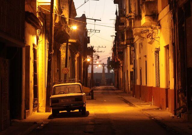 Stara Hawana, Kuba
