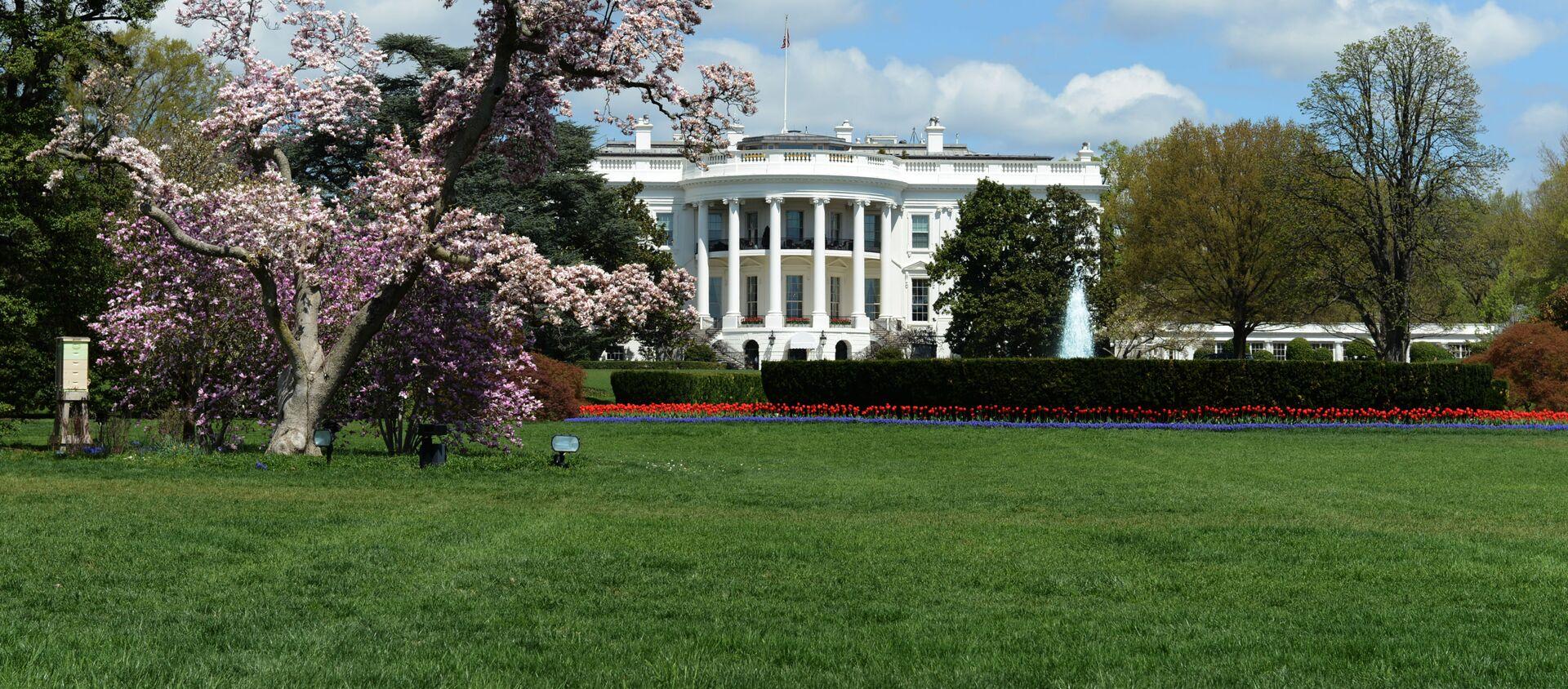 Biały Dom w Waszyngtonie - Sputnik Polska, 1920, 06.04.2021