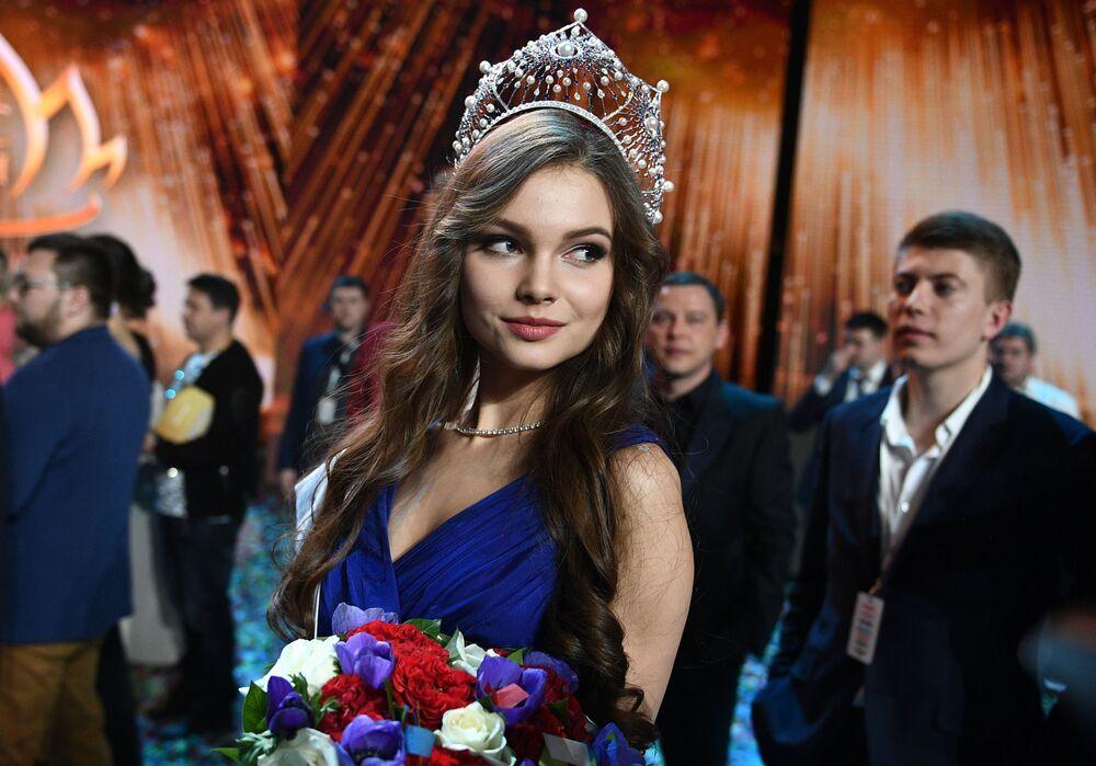 Miss Rosji 2018 Julia Poliachiczyna