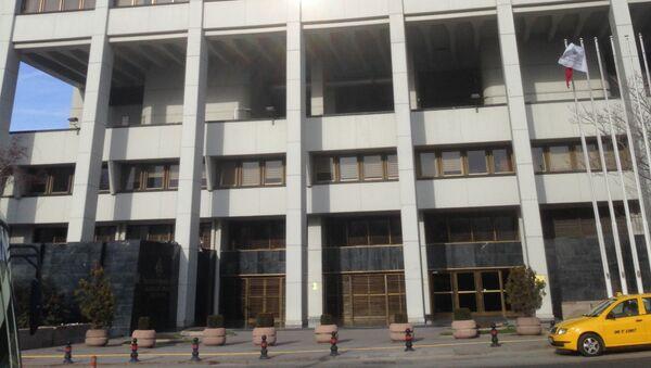 Budynek Banku Centralnego Turcji w Ankarze - Sputnik Polska