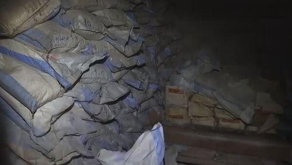 Produkcja broni chemicznej w Syrii (wideo) - Sputnik Polska