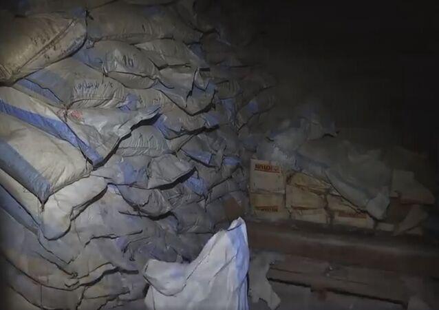 Produkcja broni chemicznej w Syrii (wideo)