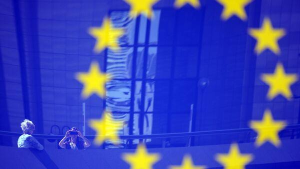Flaga UE - Sputnik Polska