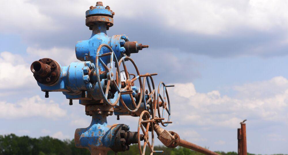Zawór z gazem, Ukraina