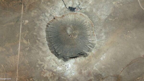 Arizoński krater w USA - Sputnik Polska