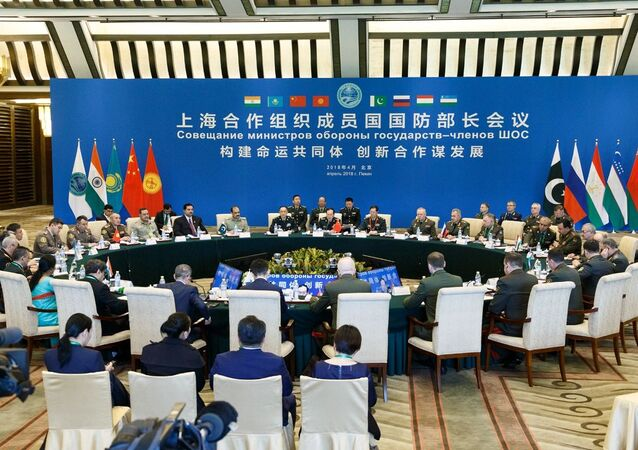 Narada ministrów obrony państw członkowskich SOW w Chinach