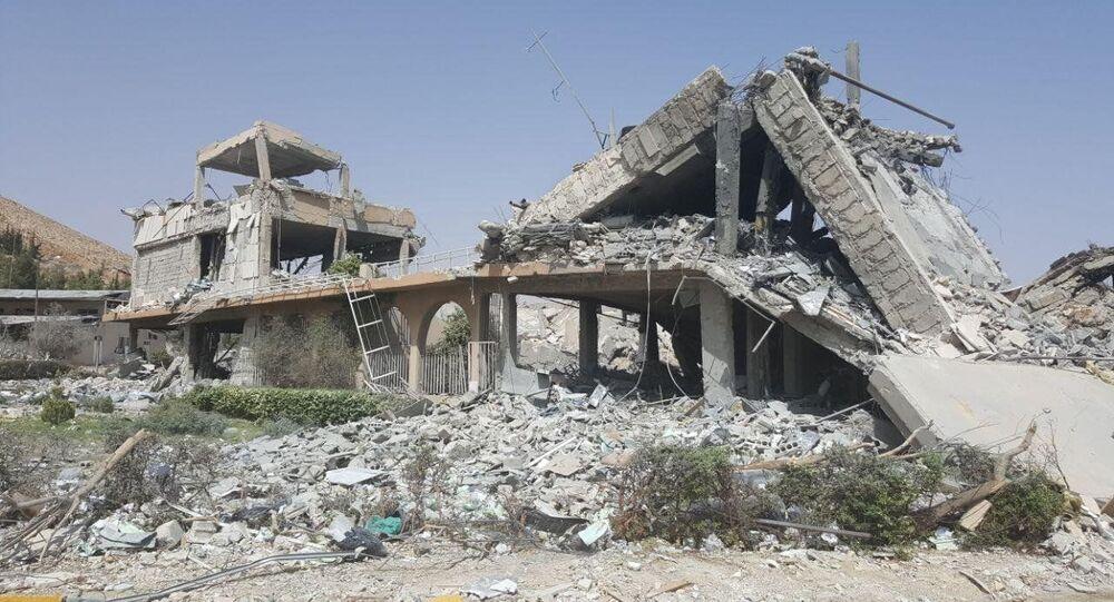 Rezultaty ostrzału Syrii pociskami manewrującymi koalicji