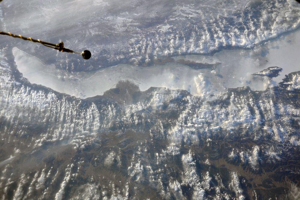 Jezioro Bajkał z MSK