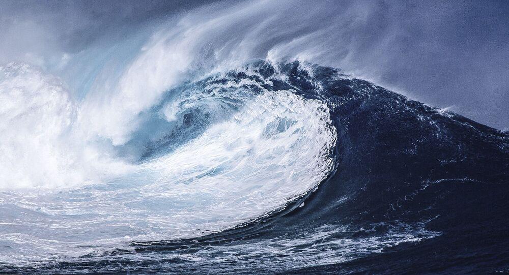 Fala tsunami