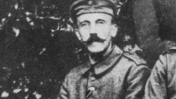 Adolf Hitler w czasie I wojny światowej - Sputnik Polska