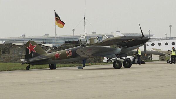 Ił-2 w Berlinie - Sputnik Polska
