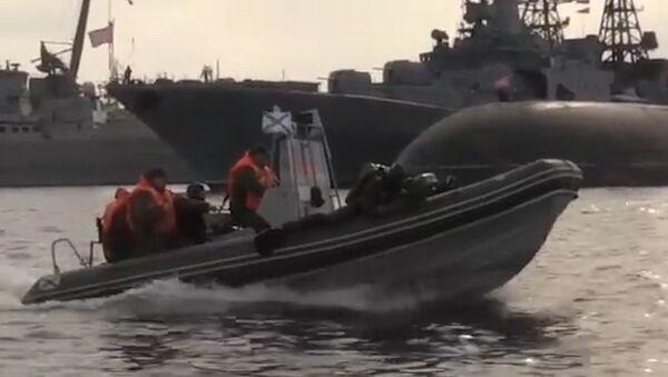Ćwiczenia z obrony antydywersyjnej - Sputnik Polska
