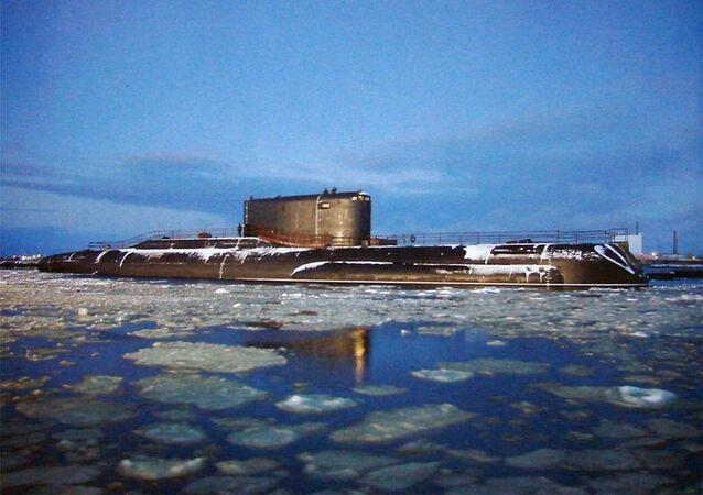 Okręt podwodny B-90 Sarow
