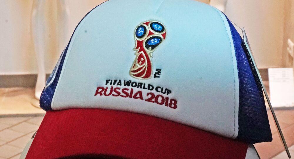 Mistrzostwa Świata w Piłce Nożnej 2018