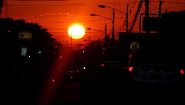 Zachód Słońca, Kostaryka - Sputnik Polska
