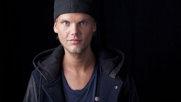 """Szwedzki DJ i producent muzyczny Tim Bergling """"Avicii - Sputnik Polska"""