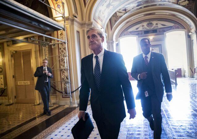 Były dyrektor FBI Robert Mueller
