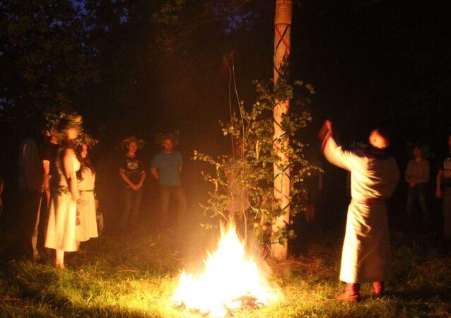 W Polsce stanie świątynia słowiańskich bogów