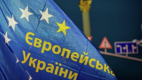 Euromajdan - Sputnik Polska