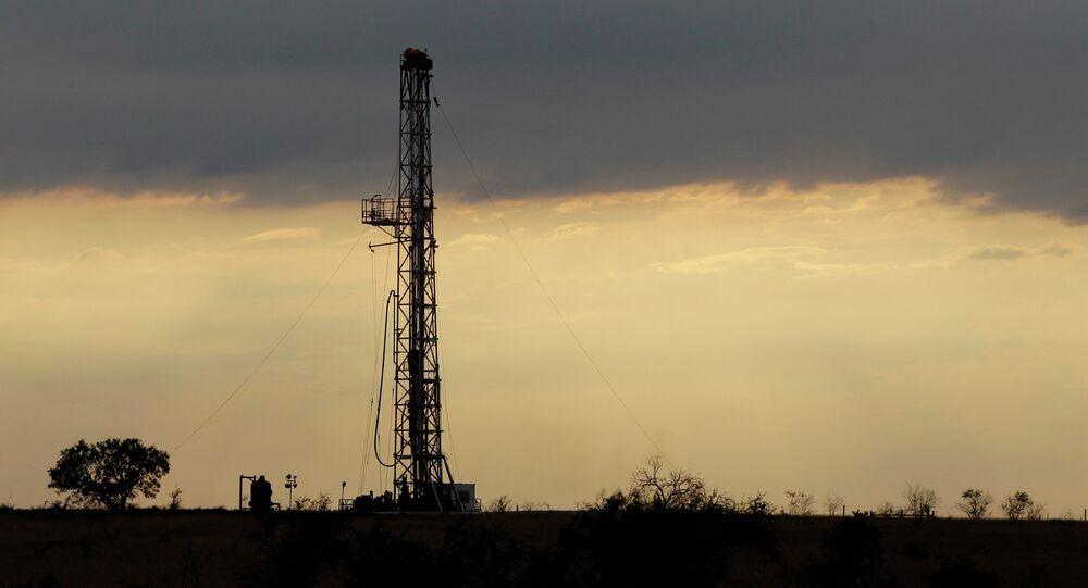 Wydobycie ropy z łupków