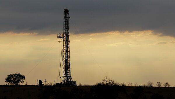Wydobycie ropy z łupków - Sputnik Polska
