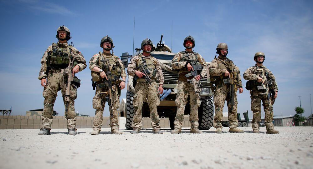 Elitarne jednostki Bundeswehry muszą dzierżawić uzbrojenie