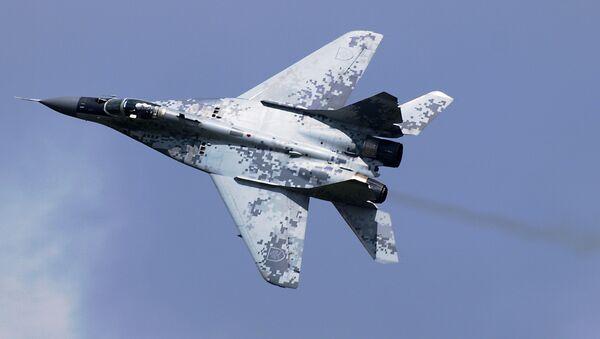 Myśliwiec MiG-29AS słowackiej armii - Sputnik Polska