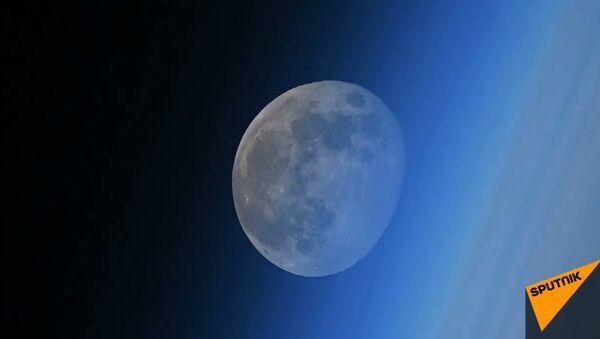 Zachód Księżyca - Sputnik Polska