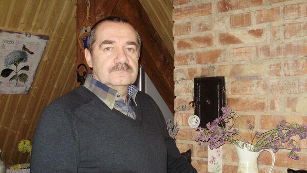 Astrolog z Kraju Nadmorskiego Aleksander Rempel - Sputnik Polska
