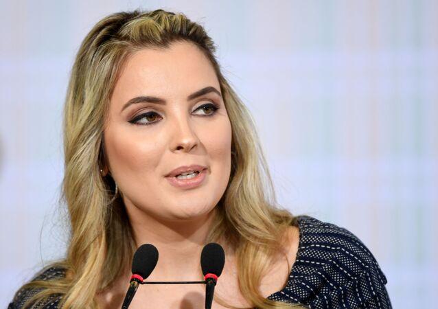 Pierwsza dama Brazylii Marcela Temer